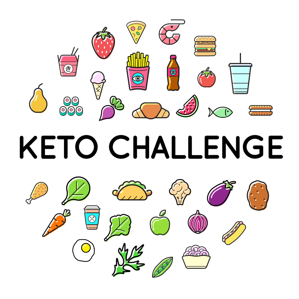 "The Keto Diet ""One Month Challenge"" 1"