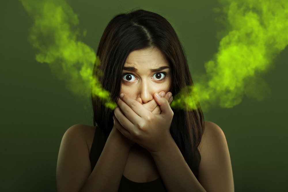 How To Cure Bad Breath(Halitosis) Permanently? 1