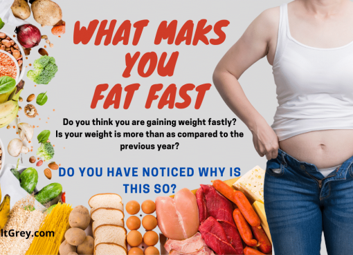 What makes you fat fast